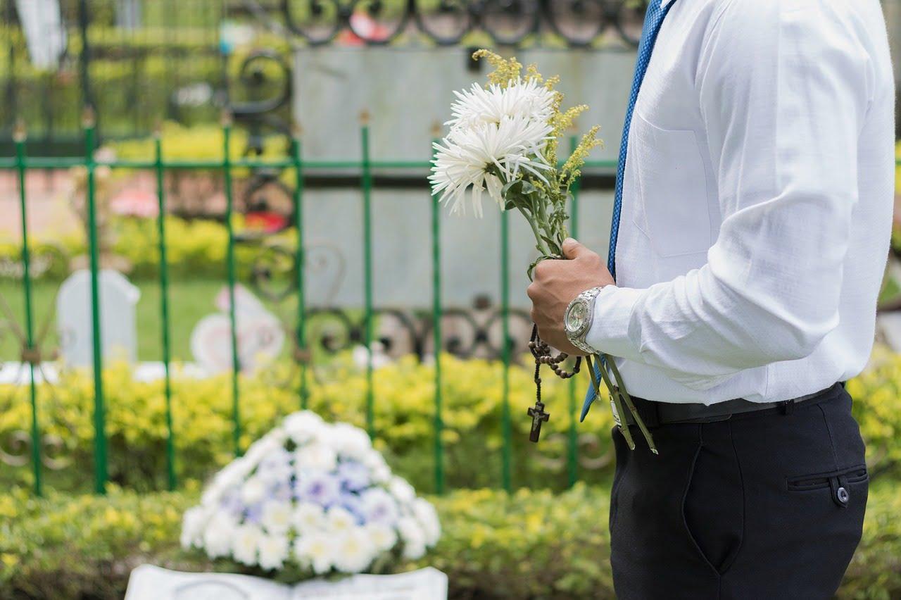 jakie kwiaty na pogrzeb