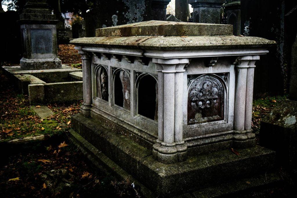 krypta pogrzebowa