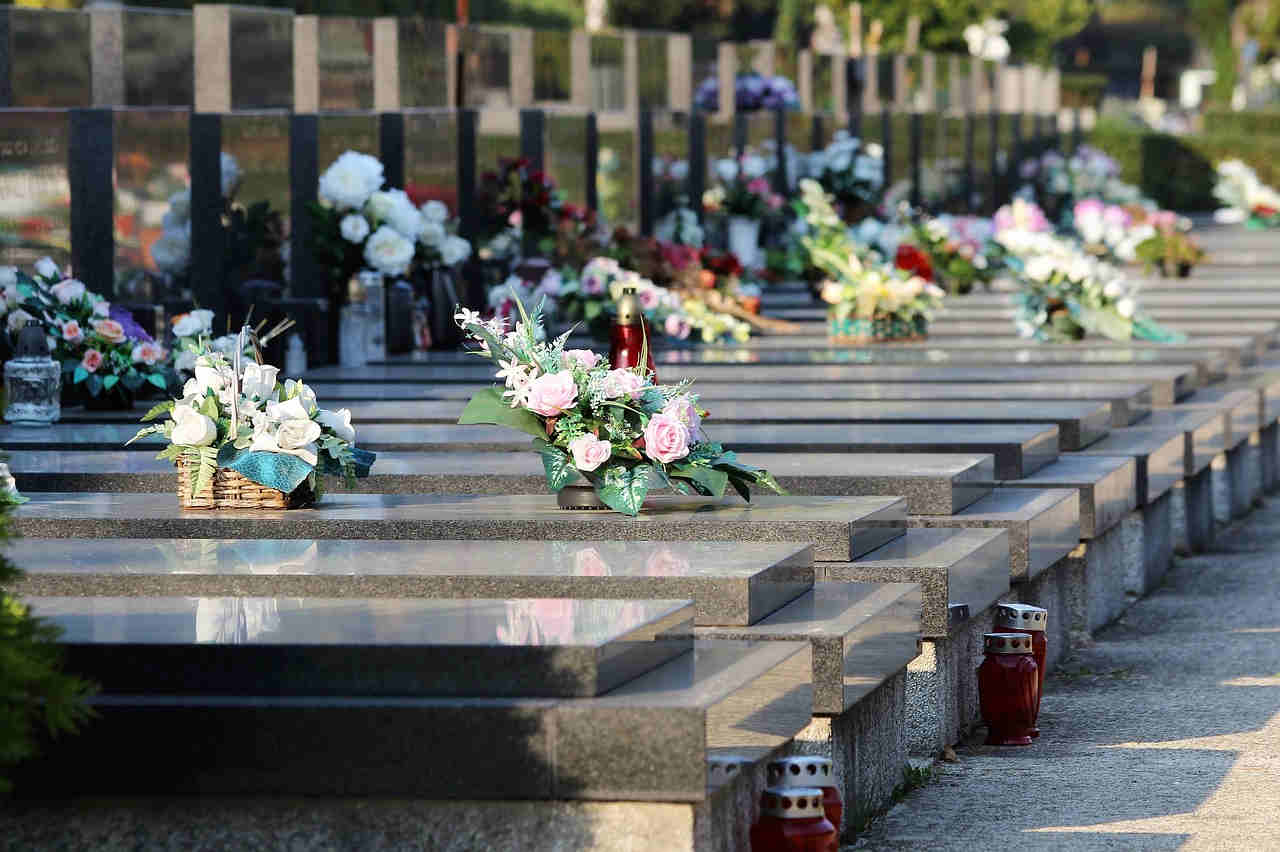 Memorial Warszawa Bródno - pogrzeby