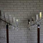 znicze metalowe
